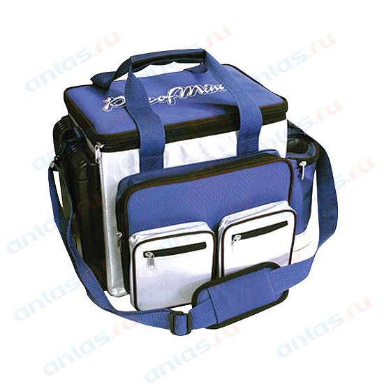 Термоэлектрический переносной холодильник-сумка.  Термоизолирующий корпус и внутренняя камера холодильника