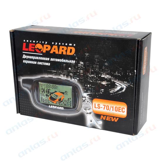 Временное отключение датчиков.  Основные функции Leopard LS 70/10.  Режим Паники.  Автоматическая перепостановка.