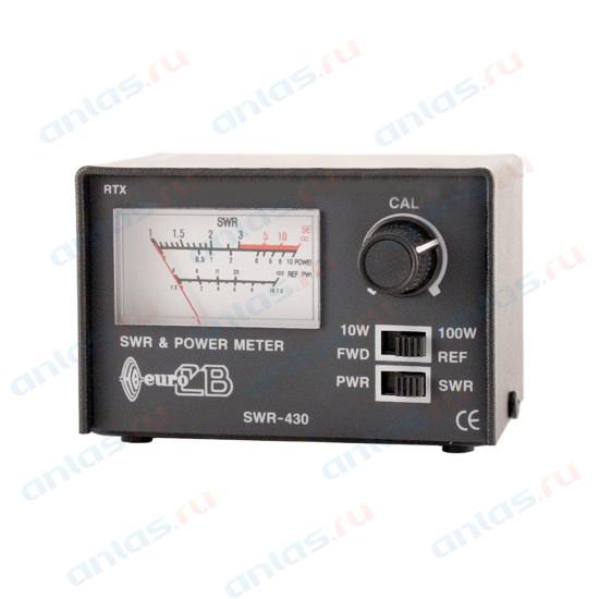 КСВ-метр - прибор измеряющий коэффициент стоячей волны и активно применяющийся для настройки разнообразных...